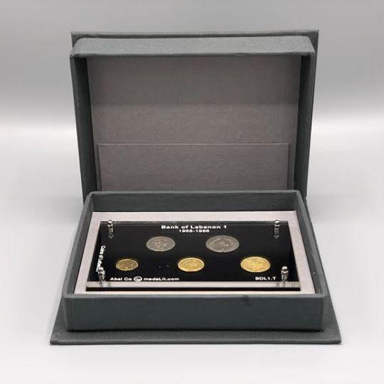 A Circulating Coin Series from Lebanon